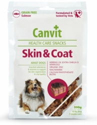 Canvit Snacks Skin & Coat 200g-11958