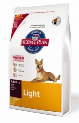 "Hill""s Canine Adult Light 3kg"
