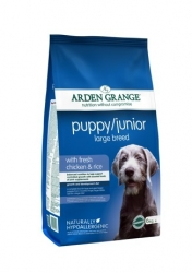 Arden Grange Puppy/Junior Large Breed with fresh chicken 2 x 12 kg
