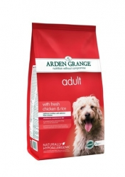Arden Grange Adult with fresh chicken rice 12 kg