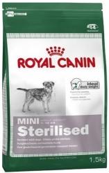 ROYAL CANIN MINI ADULT STERILISED 8 KG