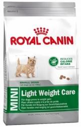 Royal Canin MINI Light weight 8 kg