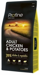 NEW Profine Adult Chicken & Potatoes 15kg + konzerva ZDARMA