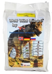 Wolf Wild Nature mini ryba a losos 15kg