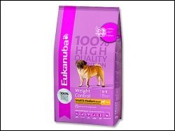EUKANUBA Adult Small & Medium Light / Weight Control 15kg