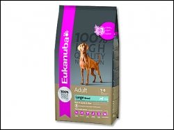 EUKANUBA Adult Large Breed Lamb & Rice 2,5kg