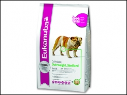 EUKANUBA Daily Care Excess Weight 12kg