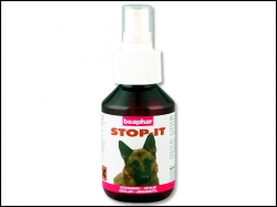 Spray BEAPHAR Stop it Dog zákaz vstupu 100ml