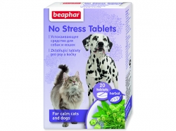 Tablety BEAPHAR No stress 20ks