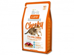 BRIT Care Cat Cheeky I`m Living Outdoor 400g