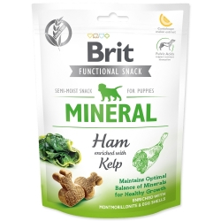 BRIT Care Dog Functional Snack Mineral Ham for Puppies