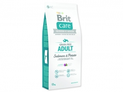 BRIT Care Grain-free Adult Salmon & Potato 12kg