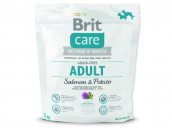 BRIT Care Grain-free Adult Salmon & Potato 1kg
