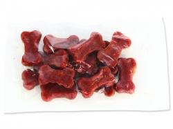 Pochoutka RASCO mini kosti z kachního masa 230g