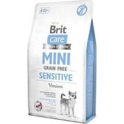 Brit Care Dog Mini Grain Free Sensitive 400g