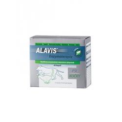 Alavis Enzymoterapie-Curenzym pro psy a kočky 80cps