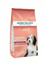 Arden Grange Adult rich in fresh salmon rice 2 x 12 kg