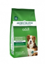 Arden Grange Adult rich in lamb rice 12 kg