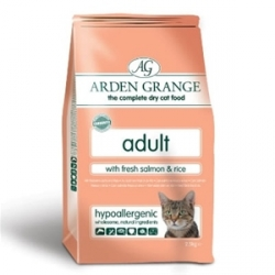 ARDEN GRANGE CAT ADULT SALMON 15 KG