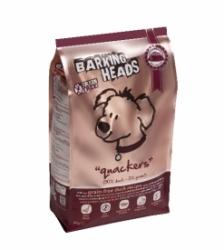 BARKING HEADS Quackers Grain Free 12 kg + slevový kupon na 100Kč