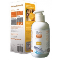 BRIT CARE Salmon Oil – Lososový olej 250ml