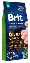 Brit Premium by Nature Adult XL 15kg