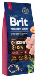 Brit Premium by Nature Junior L 15kg
