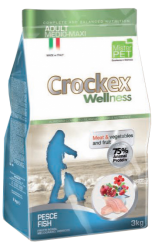 CROCKEX Adult Medium - Maxi Fish Rice Low Grain 12kg