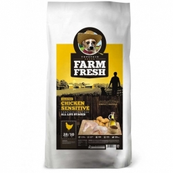 Topstein Farm Fresh Chicken Sensitive 15 kg