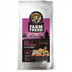 Topstein Farm Fresh Fish Sensitive adult LB 15 kg