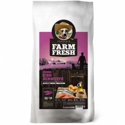 Topstein Farm Fresh Fish Sensitive Mini/Medium 15 kg