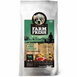 Topstein Farm Fresh Lamb & Rice LB 15 kg