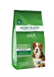 Arden Grange Adult rich in fresh Lamb & Rice 12kg
