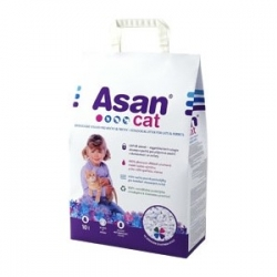Ekologické stelivo pro kočky a hlodavce - ASAN, Cat 10l