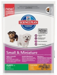 "Hill""s Canine Puppy Small & Miniature Chicken 1,5 kg"