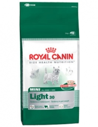 Royal canin Kom. Mini Light 8kg