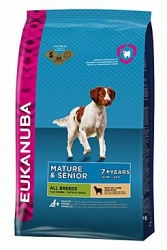 Eukanuba Dog Mature&Senior Lamb&Rice 12kg