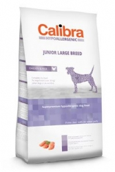 Calibra Dog HA Junior Large Breed Chicken  3kg NEW