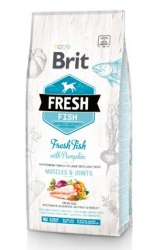 Brit Dog Fresh Fish & Pumpkin Adult Large 2,5kg