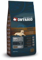 Ontario Adult Low Activity 2,5 kg