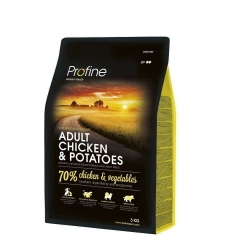 NEW Profine Adult Chicken & Potatoes 3kg