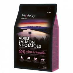 NEW Profine Adult Salmon & Potatoes 3kg