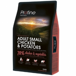 NEW Profine Adult Small Chicken & Potatoes 10kg