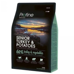 NEW Profine Senior Turkey & Potatoes 3kg