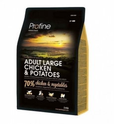 NEW Profine Adult Large Breed Chicken & Potatoes 3kg