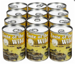 Taste of the Wild High Praire cans 375g