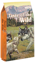 Taste of the Wild High Prairie Puppy 13kg + slevový kupon na 100Kč