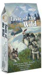 Taste of the Wild Pacific Stream Puppy 13kg + slevový kupon na 100Kč