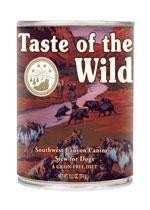 Taste of the Wild Southwest konzerva 380g