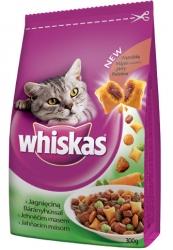 Whiskas Dry s jehněčím masem 300g